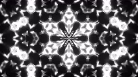 tek renkli : Beautiful abstract symmetry kaleidoscope, 3d rendering backdrop, computer generating background
