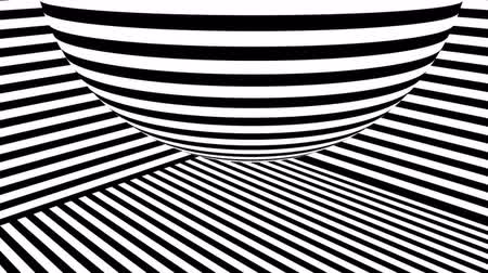 cikcak : Black and white stripes. Computer generated abstract background, 3D rendering backdrop