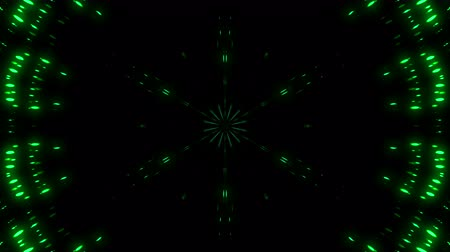 streaking : Kaleidoscope of lights, computer generated modern abstract background, 3d rendering