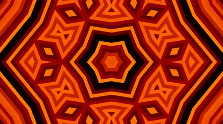 garniture : Symmetrical kaleidoscope - fractal 3d rendering backdrop, computer generating background