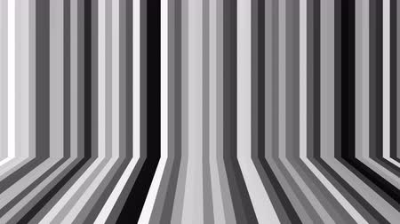 quadrate : Many different lines in space - abstraction with wall and floor illusion, computer generated background, 3D rendering