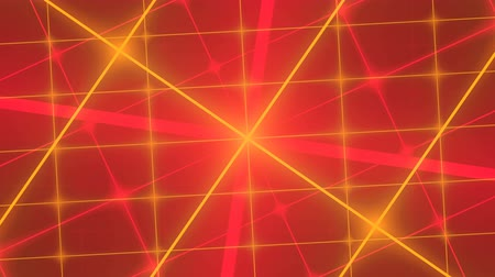 čepy : Modern shiny grid with neon bright lines, abstract computer generated backdrop, 3D rendering