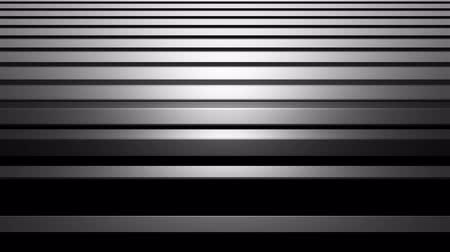 çinko : Aluminum abstract silver stripe background 3d illustration, horizontal bars with shining, computer rendering