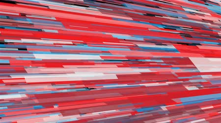 négyszögletes : Abstract stripes in space - abstraction of data communication, computer generated background, 3D rendering