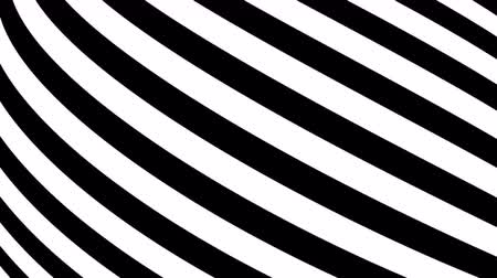 sinal : Black and white stripes. Computer generated abstract background, 3D rendering backdrop