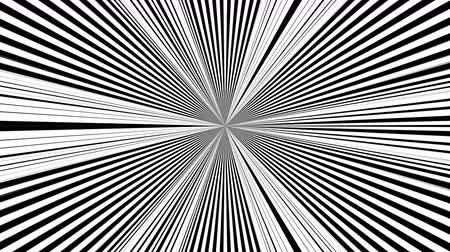 tekrarlama : Black and white stripes. Computer generated abstract background, 3D rendering backdrop
