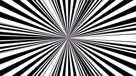 barulhento : Black and white stripes. Computer generated abstract background, 3D rendering backdrop