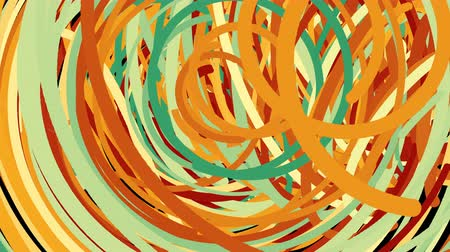 geometry compass : Abstract chaotic fast colorful lines, computer generated background, 3d rendering backdrop