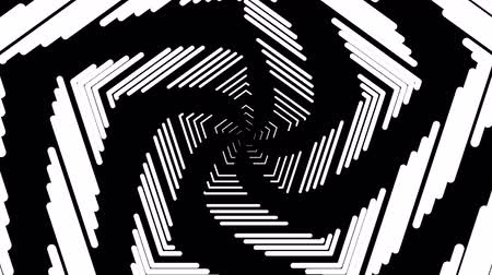 elipse : Abstract geometric white strokes, spiral rotating lines, computer generated background, 3D rendering background