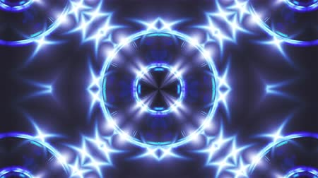 schroef : Abstract blue fractal lights, 3d rendering backdrop, computer generating background
