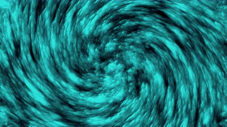 celestial : 3d rendering, computer generated whirlwind animation of dense white clouds on a black background