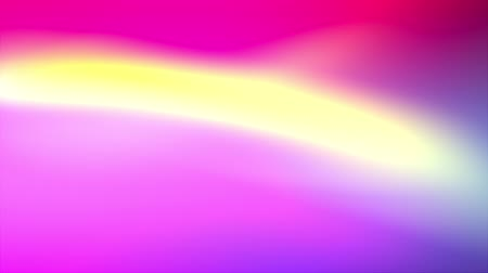 resplandor : Web background with multicolored tints. 3d rendering of colorful radiance, computer generated Archivo de Video