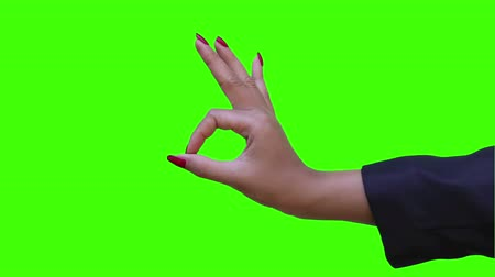 idéia genial : good hand simulation with green screen