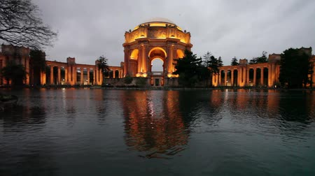 řek : San Francisco Palace of Fine Arts