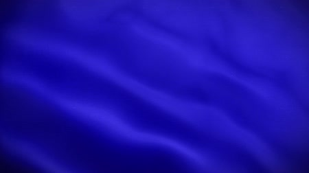 белье : Steam less classic blue waving loops flag full hd screen 3d animation background Стоковые видеозаписи