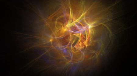 przyszłość : abstract fractal background  Wideo