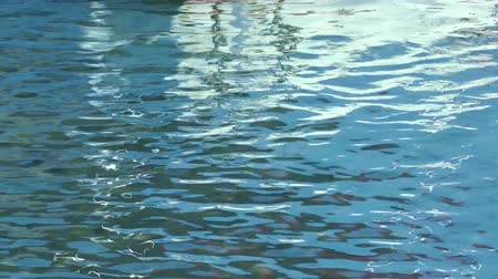 wavelets : Reflection on Sea Water