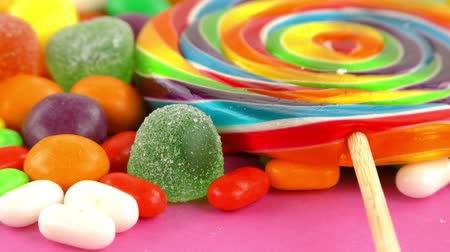 lolly : Sweet Candy Jelly Lollipop Bonbon Mixed van Snack Suiker Voedsel