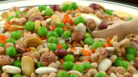 nutrição : Legumes Delicious and Healthy Natural Mix Food Vídeos