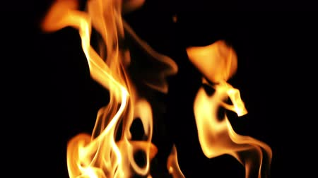 опасность : Burning Fire Background Texture