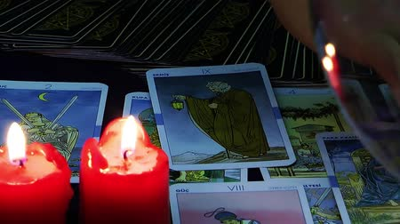 predicción : Mystic Tarot Cards Reading Future