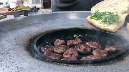 almôndega : Meatball in Turkish Outdoor Style Vídeos