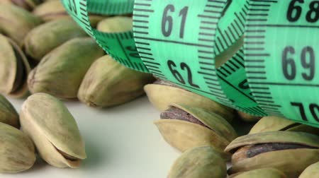 sports nutrition : The Pistachio and Measurement Macro View