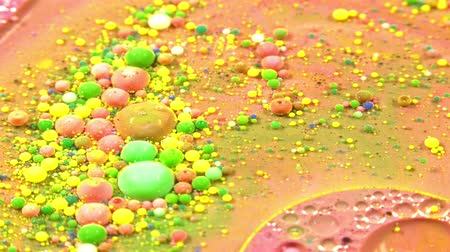 mutation : Abstract Ink Drops Bubbles Explode Splash Diffusion
