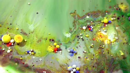 mutacion : Abstract Ink Drops Bubbles Explotar Splash Diffusion
