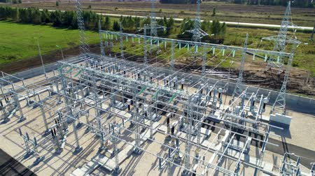 consist : high voltage substation consists of auto transformers in summer