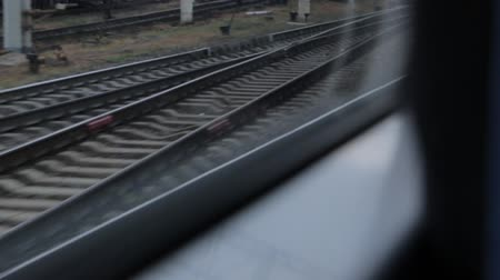 compartimento : Railways from Train Window