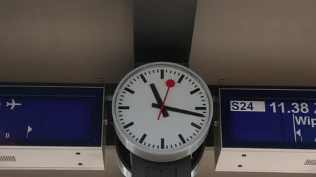 часов : The Clock At Railway Station