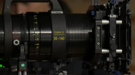 compendium : The film Camera Lens setting