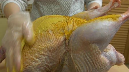 curcuma : marinate Turkey Meat