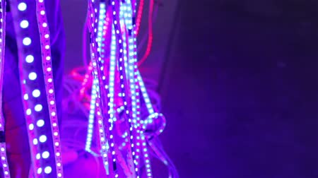 привело : The LED Light Strips Closeup