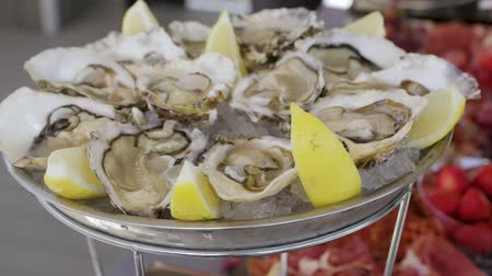 oysters : The Dish With Oysters
