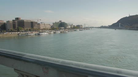 Danube River View Budapest Hungary