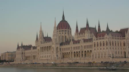 budapeszt : Building Of Hungarian Parliament Budapest