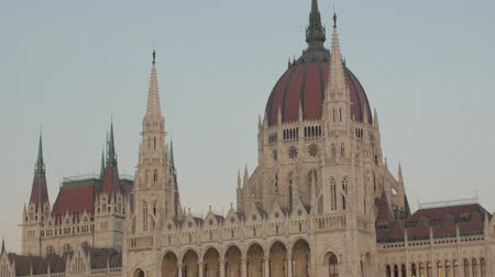 Hungarian Parliament Building Timelapse