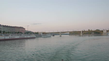 dockyard : Margaret Bridge In Budapest