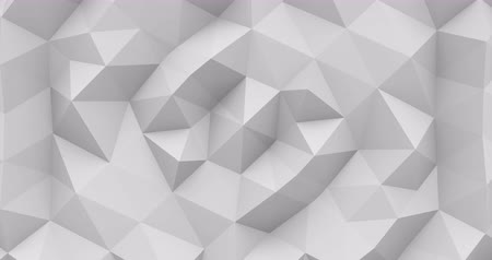 4K Polygonal abstract background