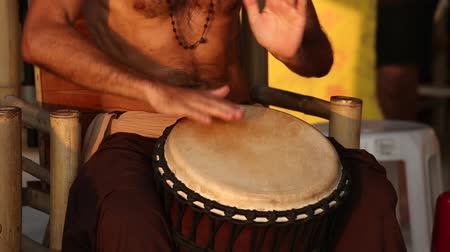 davulcu : Drums hands, movement, rhythm