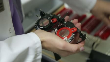 Lenses For The Eyesight Diagnosis