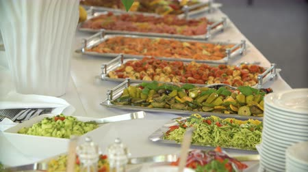 arranjo : delicious food at the buffet