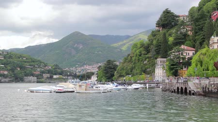 bellagio : Lake Of Como, Italy - Landscape View