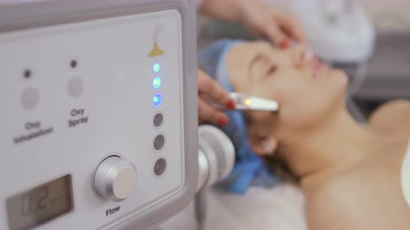 mezoterapia : Non-injection oxygen facial mesotherapy