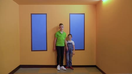 ídolo : Two boys in Ames room