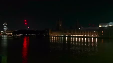big ben : A Footage Of A Government Building Across The River, london