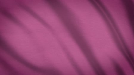 nationality : Pink Flag Waving In Wind Continuous Seamless Loop Background.