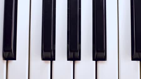 akusztikus : Black And White Piano Keys Keyboard Music Instrument Classical Musical Art Play